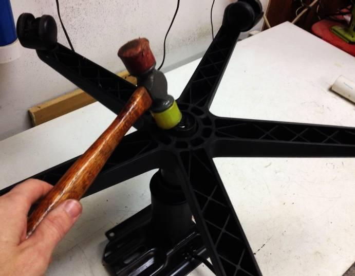 Как да ремонтираме офис стол