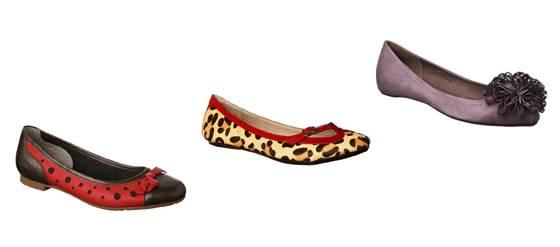 Обувки - балеринки за жени